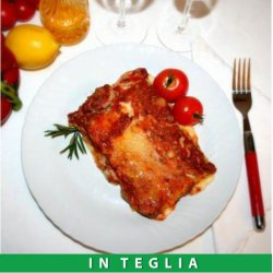 Lasagne al Ragu' di Carne al Forno 1,6 kg.