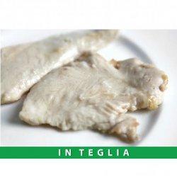 Petto di Pollo alla Mugnaia con Carote 1,5 kg.