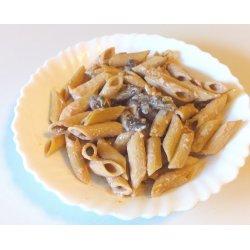Penne Integrali Panna, Champignon e Zucchine 250 gr.