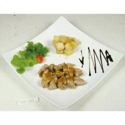 Tagliata di Pollo con Patate 250 gr.