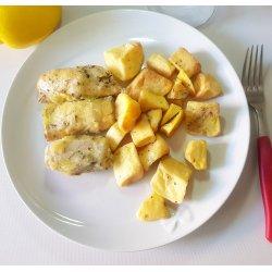 Involtini di Pollo con Patate 280 gr.
