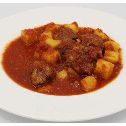 Spezzatino di Manzo con Patate 280 gr.