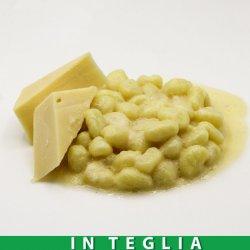 Gnocchi di Patate ai 4 Formaggi teglia da 1,5 kg.