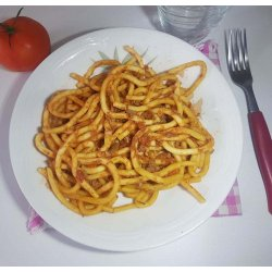 Bigoli al Ragù di Chianina 300 gr.