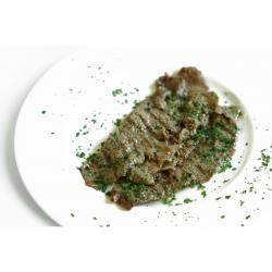 Fettina di Vitellone al Prezzemolo alla Griglia 250 gr.