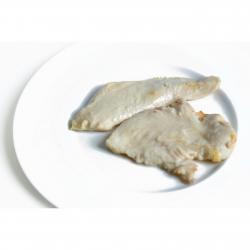 Petto di Pollo alla Mugnaia con Carote 250 gr.