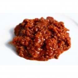 Ragu' con Carne alla Bolognese 1,5 kg.