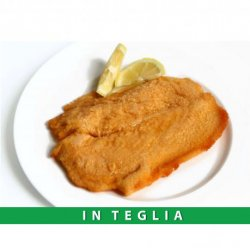 Cotoletta di Pollo con Patate 1,5 kg.