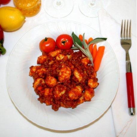 Gnocchi di Patate Pomodoro e Basilico 300 gr.